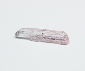 Tourmaline natural rough gemstone crystal