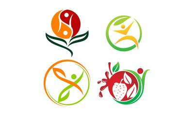 Leaf Health Template Set