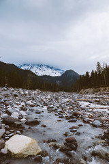 Mountains and nature in Washington