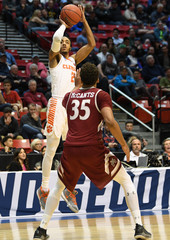 NCAA Basketball: NCAA Tournament-First Round-Clemson vs New Mexico State