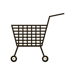 shopping cart image geometriс