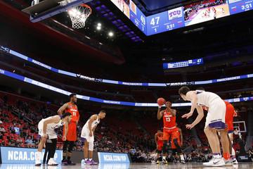 NCAA Basketball: NCAA Tournament-First Round: Syracuse Orange vs TCU Horned Frogs