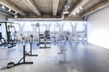 Weights Room (vision)