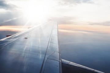Ausblick vom Flieger