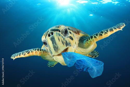 """""""Plastic pollutio..."""