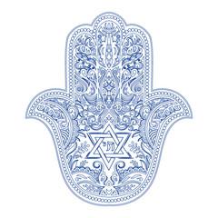 jewish hamsa tattoo