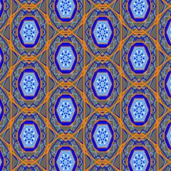Moroccon Seamless Tile Pattern