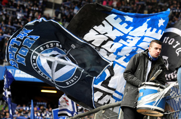 Bundesliga - Hamburger SV vs Hertha BSC