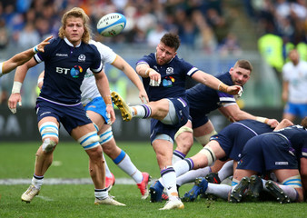 Six Nations Championship - Italy vs Scotland