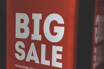 Big sale on selected items. Limited time only.