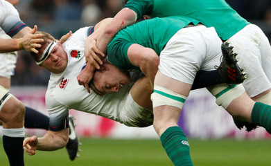Six Nations Championship - England vs Ireland