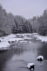 Maine Snowy River