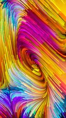Accidental Liquid Color