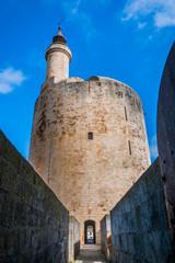 La Tour de Constance et les remparts de Aigues Mortes