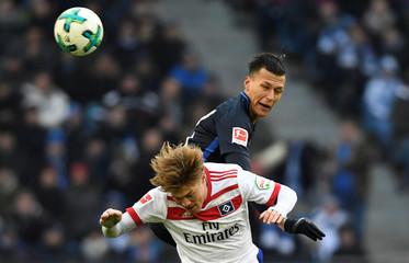 Bundesliga - Hamburger SV vs Hertha BSC