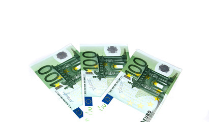 Currency, paper money euro