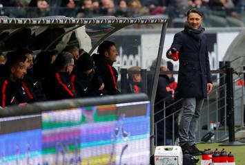 Bundesliga - Eintracht Frankfurt vs 1.FSV Mainz 05