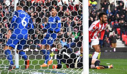 Premier League - Stoke City vs Everton
