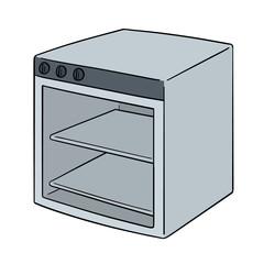 vector of oven