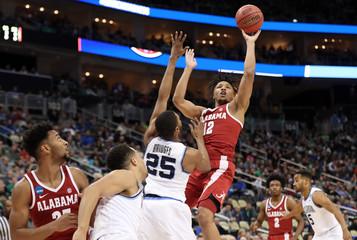 NCAA Basketball: NCAA Tournament-Second Round-Alabama vs Villanova