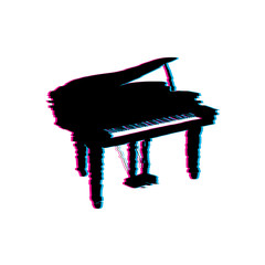 Piano_black_glitch