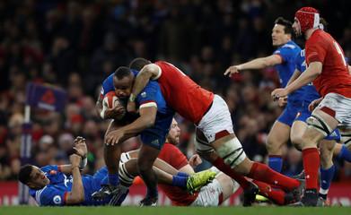 Six Nations Championship - Wales vs France