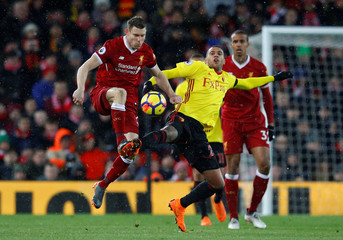 Premier League - Liverpool vs Watford
