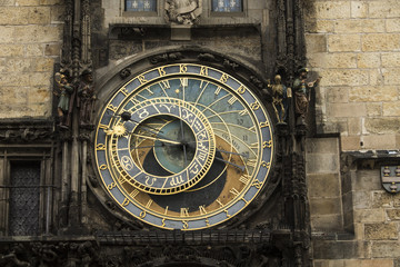 Prague astronomic clock