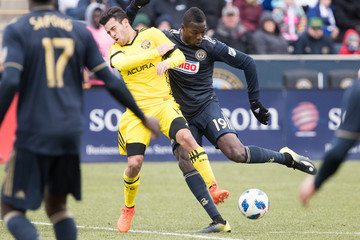 MLS: Columbus Crew at Philadelphia Union