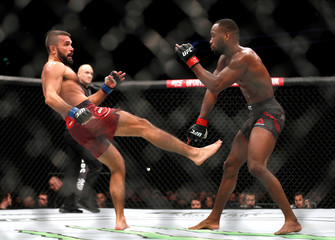 UFC Fight Night - Peter Sobotta vs Leon Edwards