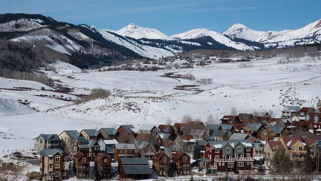 Ski condos near Crested Butte Mountain Resort