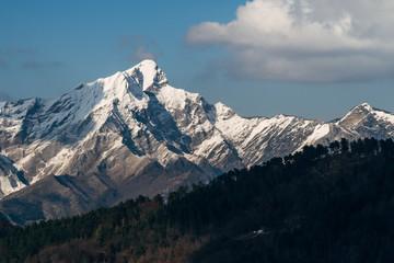 Mount Sagro, Apuan Alps, Tuscany, Italy