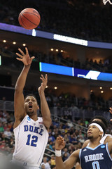 NCAA Basketball: NCAA Tournament-Second Round-Duke vs Rhode Island