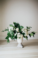 Beautiful Spring Floral Centerpiece