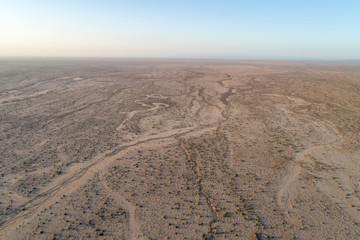 Kavir Desert, Qom, Iran