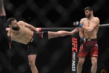 MMA: UFC Fight Night-Craig vs Ankalaev