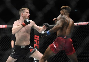 MMA: UFC Fight Night-Henry vs Dawodu