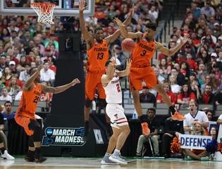 NCAA Basketball: NCAA Tournament-Second Round-Texas Tech vs. Florida