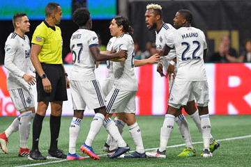 MLS: Vancouver Whitecaps at Atlanta United FC