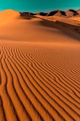 Dunes of Erg Chebbi, Sahara Deser
