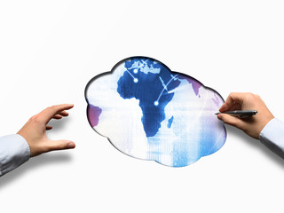 World Business Background