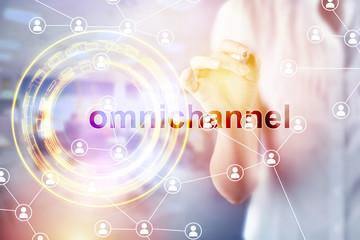 Omnichannel retail concept