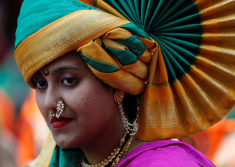 Gudi Padwa festival in Mumbai