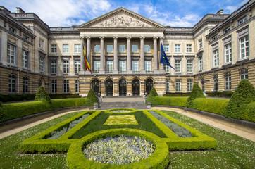 Foto op Canvas Brussel Chamber of Representatives in Brussel, Belgium