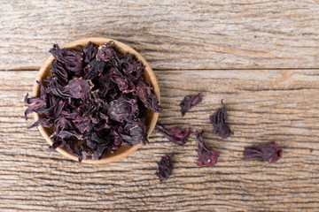 Dried Roselle