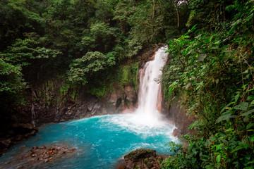 Catarata del Rio Celeste, Tenorio National Park, Costa Rica