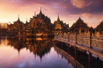 Temple Thaïlande