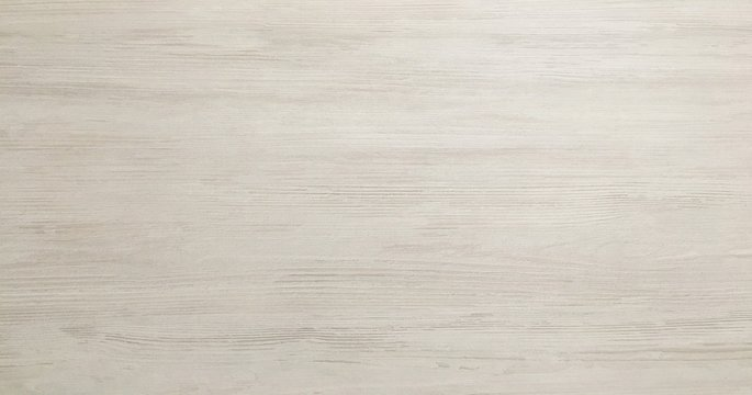 Light soft wood surface as background, wood texture. Grunge washed wood planks table pattern top view.