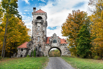 Gate House , Upstate New York