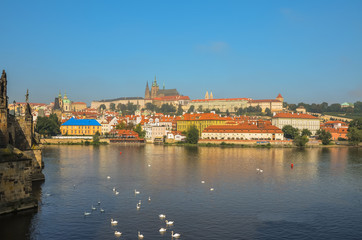 Wonderful city of Prague.